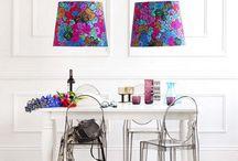 Multi colored dream home