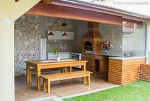 Outdoors Barbecues