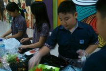 4A Making Bento (September 2015)