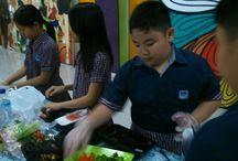 4A Making Bento (September 2015)