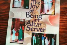 Altar servers / Growing in faith and taking an active role in the Mass