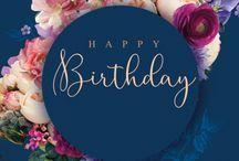 birthday post