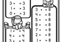 1. osztály matematika