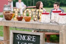 Whimsical Wedding Bars