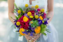 Bridal Bouquets / Las Floristas and our bridal bouquets