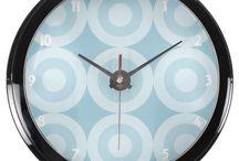 Aqua Clocks By KCavender
