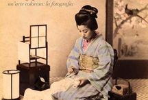 Book Japan - Giappone '800. Un'arte colorata la fotografia