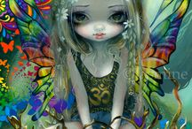 Dessinatrice Jasmine Becket Griffith