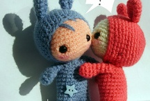 AMIGURUMI / Crochet patterns I need to try !!!