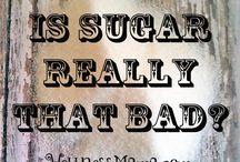 Sugar Free / No added or refined sugar / by Jenna Roberts