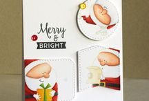Santa card ideas