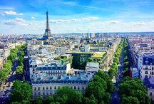 Paris / Travel, Paris, Europe