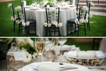 Wedding tablescapes / Wedding table decoration ideas for the big day!