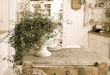 vintage ház