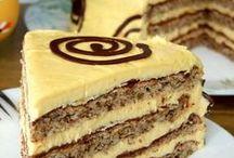 žuta  torta
