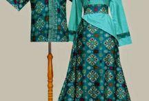 pakaian batik khas indonesia