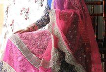 light pink lehenga ideas