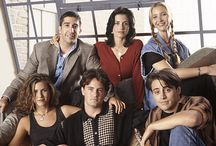 Friends / Serio de los 90