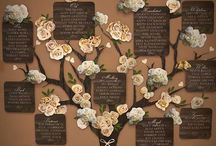 wedding table board