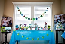 Party Ideas / by Loryanna Satterlund