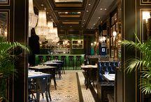 Inspiration: Restaurant Design / Restaurant and bar design we love in London and around the world.