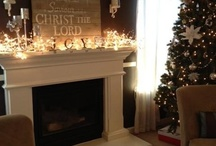 Christmas decorating ideas / by Charlotte Busbee