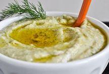 dips and hummus