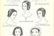 XIV Nakrycia głowy, włosy etc.