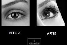 Lash beLong Professional Eyelash Extensions / Prepare to amaze your clients with LASH be LONG professional eyelash extensions. With high quality semi-permanent adhesives, unique volumizing lash extensions and specialist tools you can customize the look your client desires. Your clients will love the long lasting results and the natural, lightweight feel of Lash Be Long eyelash extensions. Get them at www.MadameMadeline.com