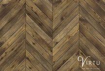 Kitchen Flooring / Flooring design &  materials