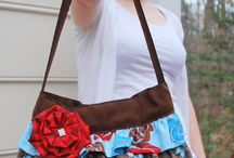 bags totes purses / bag tutorials mostly / by indu h