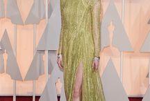 Looks Oscar 2015 / Uma reunião de todos os looks do Oscar de 2015!