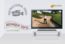 Boca West Country Club Golf Instructional Videos / Boca West Country Club Golf Professionals share their tips for perfecting your game!