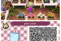 Animal Crossing QR Home