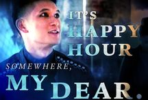 Shadowhunters➰ / Its happy hour somewhere, my dear.