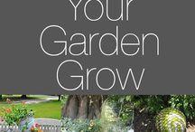 Gardening, planting, trees etc  / by Brooke Belcher