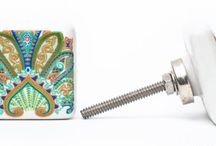 Hardware, Cabinet Pulls, and Drawer Knobs / It's like jewelry for your furniture--a quick change can add a ton of style!