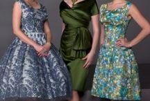 Vintage Fashion / by Jenny Miller