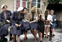 WW2/1940's attire.