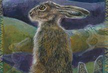 hare........