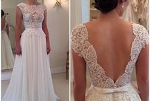 Wedding dresses I like / A perfect fit