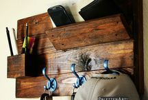 Garderoben / Schlüsselbretter