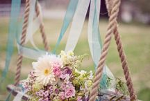 Vintage bohemian wedding inspiration