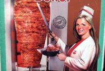 Döner Kebabı style / a very hard world