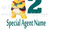 Special Agent OSO / by Lisa Stewart
