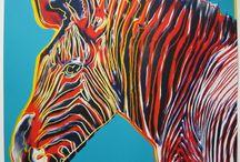 Pop art / Oeuvres préférées de ce mouvement pictural.