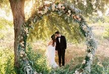Wedding Arches and structures
