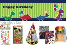 Dinosaur Gifts and party ideas / Products Available at Kids Mega Mart www.kidsmegamart.com.au
