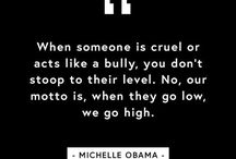 "The Love Quotes Celebrity Quotes : – ""That is what Barack and I think about every day as we try to guide and p…"