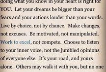 Quotes / by David Peter Apatang